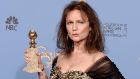 BEST NEWCOMER: Jacqueline Bisset gets the Globe - 47 years after first being nominated